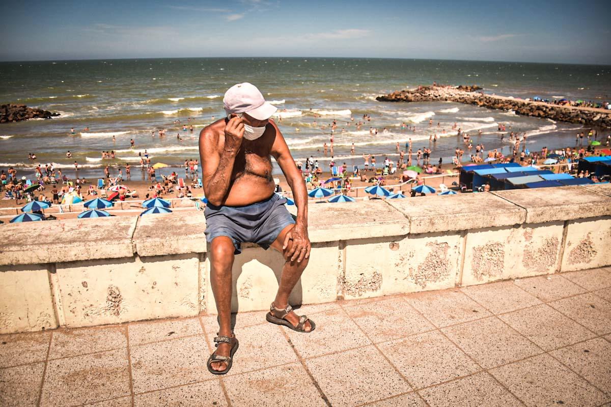 Ola de calor en Mar del Plata: alerta naranja y al menos 33°C de máxima