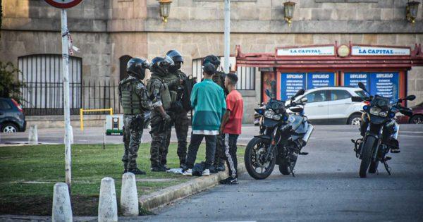"""Advierten que creció el """"punitivismo"""" y la violencia policial en 2020"""