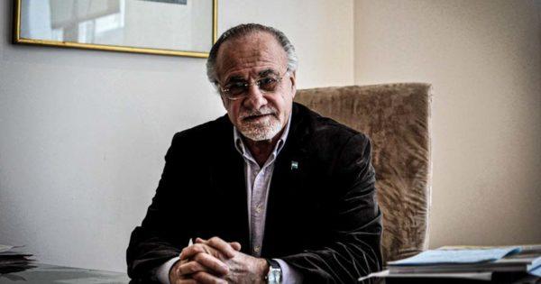 Murió el presidente de la UCIP, Raúl Lamacchia