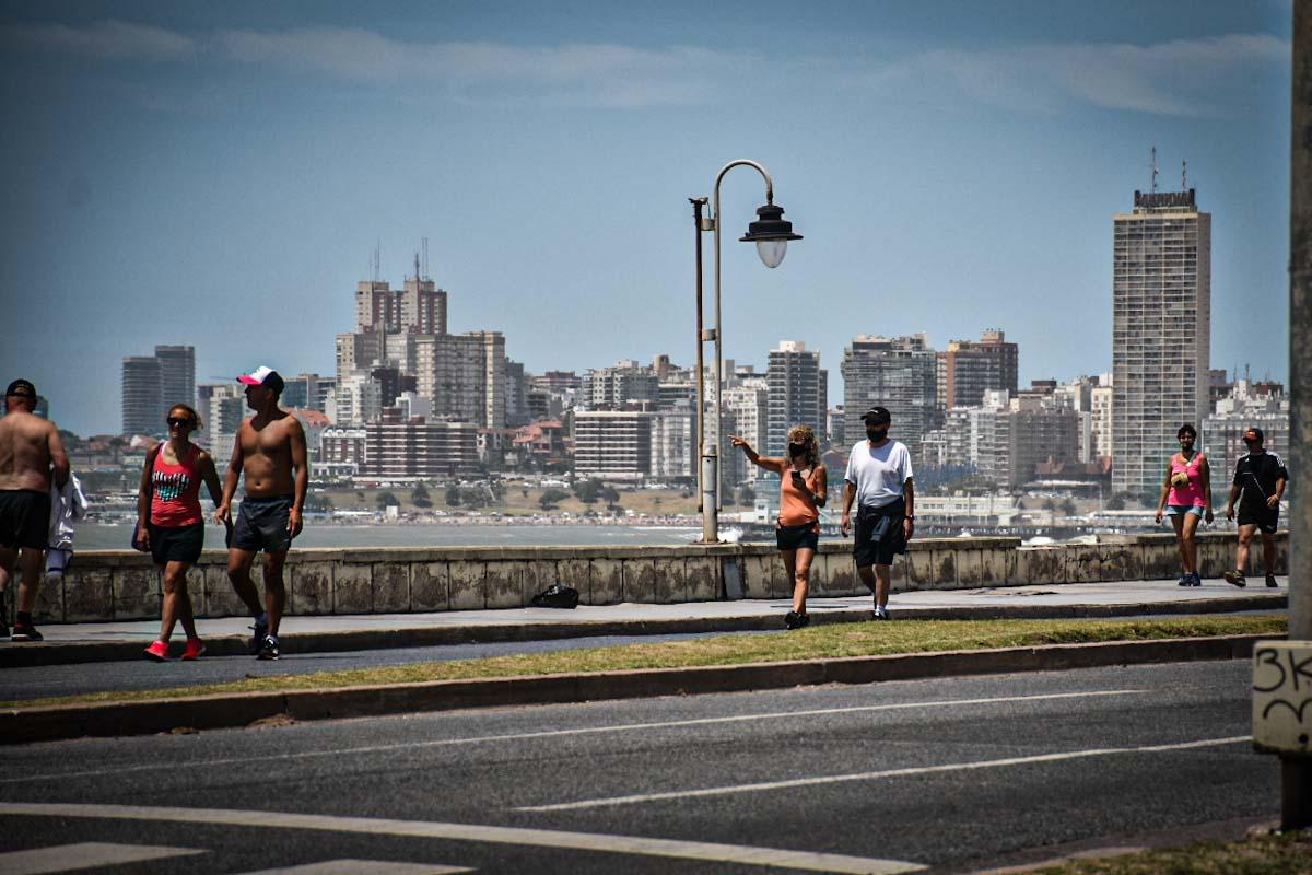 Días de sol y altas temperaturas: ¿qué dice el pronóstico para Mar del Plata?