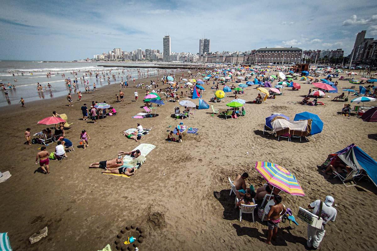 """La Provincia y el turismo: una temporada al 30%, """"positiva dadas las expectativas"""""""
