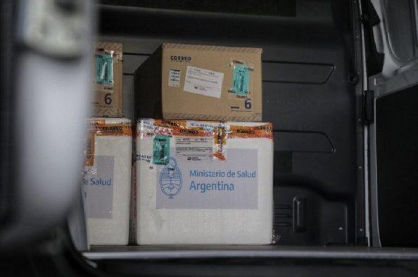 Coronavirus: llegó la primera tanda de la segunda dosis de la vacuna a Mar del Plata