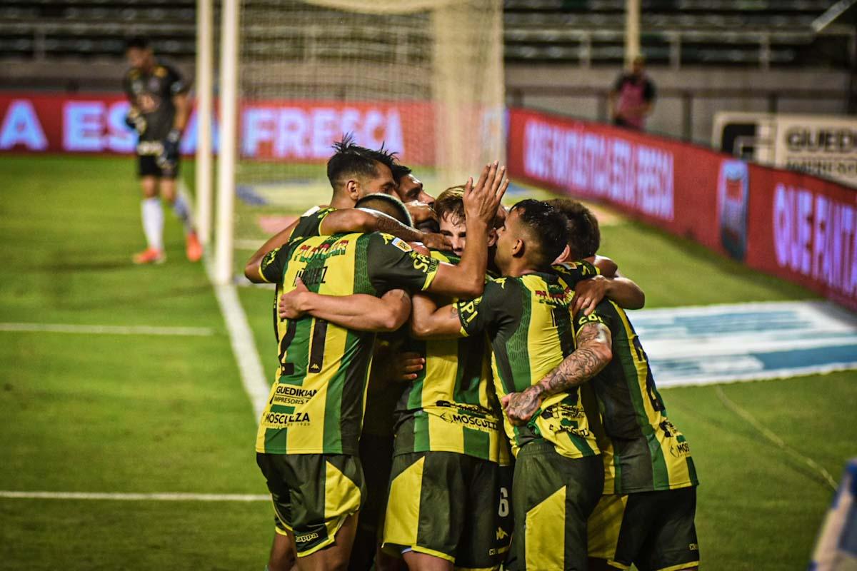 Aldosivi pone primera en la nueva temporada de la Liga Profesional