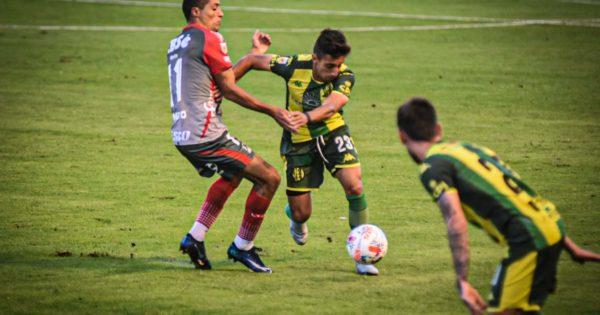 En su último partido como local, Aldosivi recibe a Argentinos Juniors