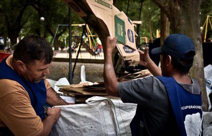 CARREROS CARTONEROS MTE UTEP RECICLADO COOPERATIVA RUM MAR DEL PLATA (11)