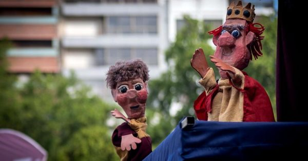 """En febrero continúa """"De plaza en plaza"""" con espectáculos al aire libre"""