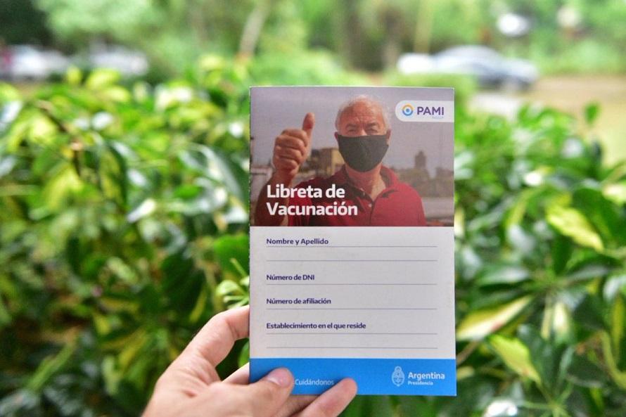 Coronavirus: PAMI arrancó la vacunación en residencias de Mar del Plata