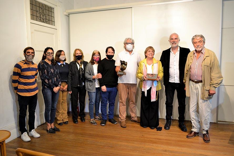 """El premio José María Vilches 2021 fue para la obra """"La revuelta"""""""