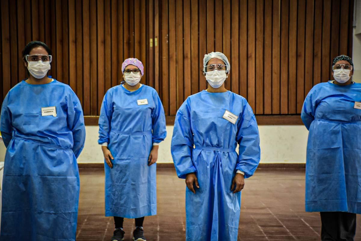 Coronavirus: reportan 136 nuevos casos y 146 recuperados en Mar del Plata