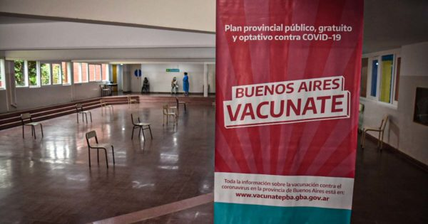 Un relevamiento para reclamar que se acelere la vacunación de docentes en Mar del Plata