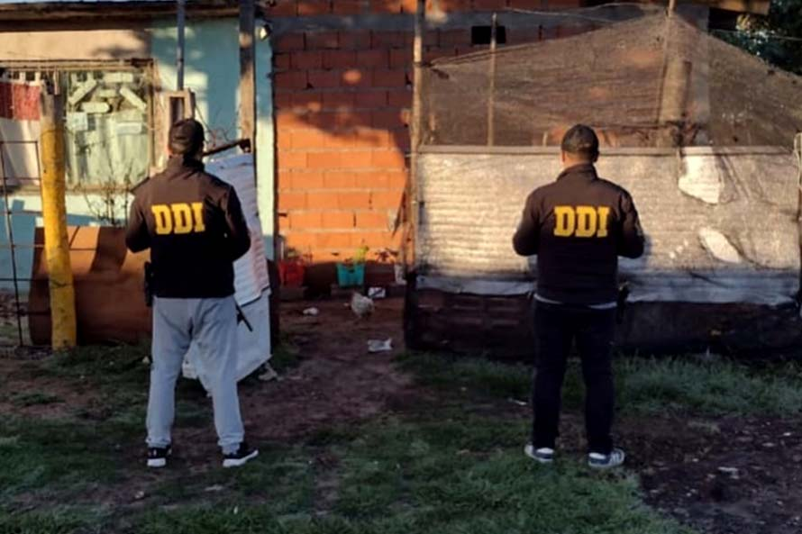 Crimen de Nicolás Vieytes: un detenido, un prófugo y dos menores procesados