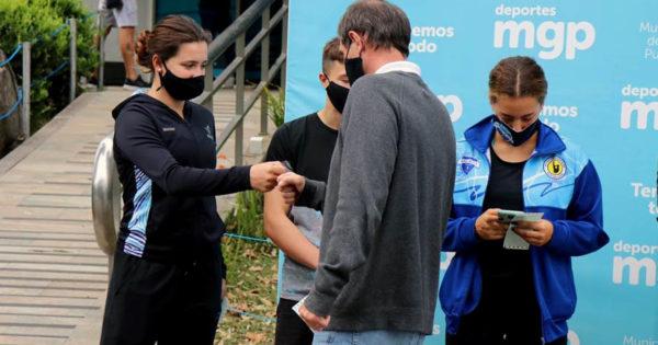 El Emder entrega becas a 80 deportistas marplatenses