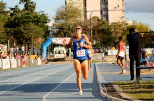 Atletismo: destacadas actuaciones marplatenses en el Grand Prix Sudamericano