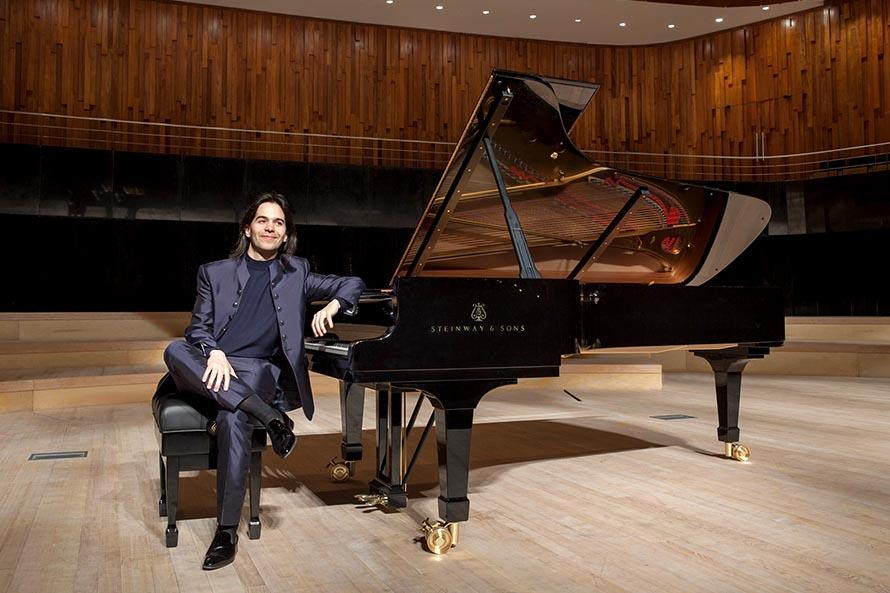 Horacio Lavandera realizará un concierto gratis por el centenario de Astor Piazzolla