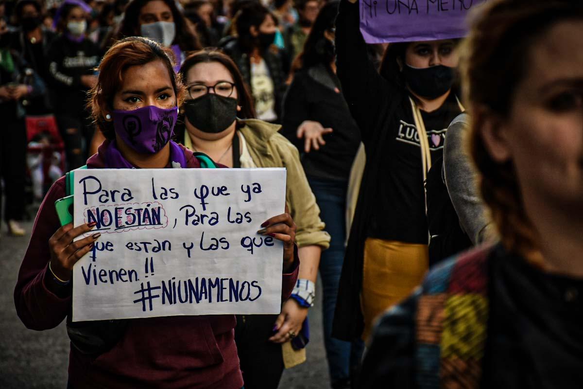 #NiUnaMenos: sin marcha, persisten los reclamos por políticas contra los femicidios