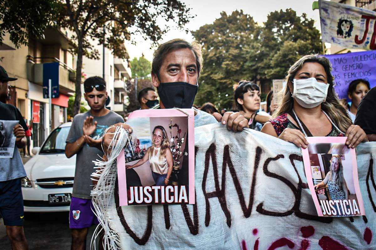 """Femicidio de Claudia Repetto: """"No podemos esperar más los tiempos de la Justicia"""""""