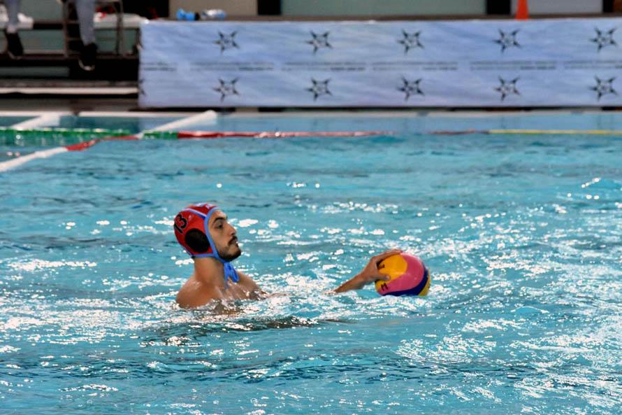 Un marplatense se consagró campeón sudamericano de waterpolo