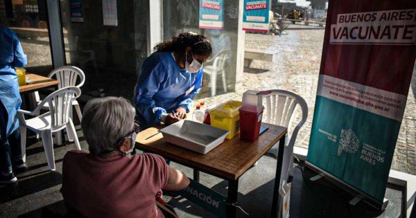 Coronavirus: llegaron a Mar del Plata otras 10.200 dosis de Sinopharm