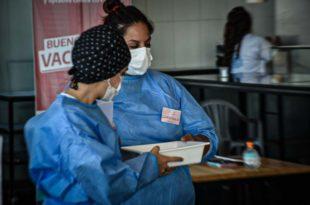 Coronavirus: este sábado habrá un vacunatorio más para mayores de 50 sin turno