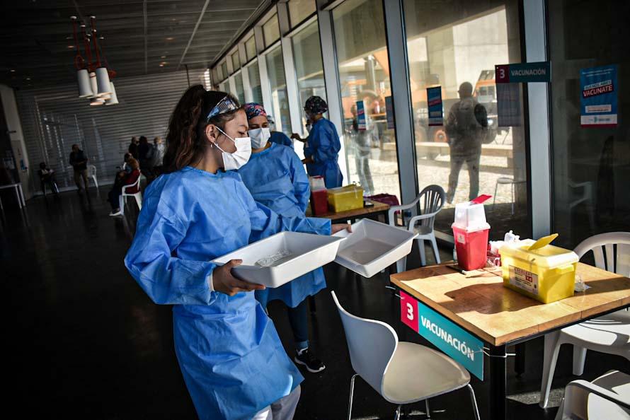 Coronavirus: la semana termina con 241 nuevos casos en Mar del Plata