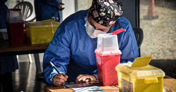 Coronavirus: Mar del Plata superó los 200 mil vacunados y tuvo récord de aplicaciones