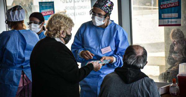 Coronavirus: Mar del Plata superó las 80 mil personas vacunadas con dos dosis