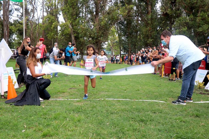 Atletismo: el Municipio inauguró las mejoras en el Circuito de Cross Country