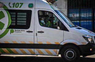 """Tras la llegada de las ambulancias, piden que se """"reasignen"""" unidades de la zona sur"""