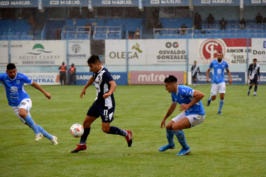 Alvarado no encontró reacción y perdió ante Estudiantes de Río Cuarto