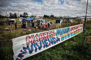 Vivienda digna: una toma en Don Emilio, 63 familias y un antecedente de lucha
