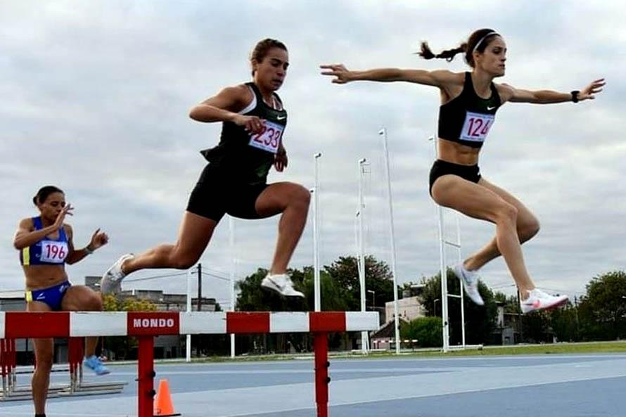 Belén Casetta clasificó a los Juegos Olímpicos de Tokio 2021