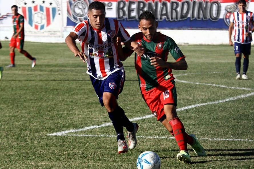 Círculo Deportivo volvió al gol y se trajo un empate de San Juan