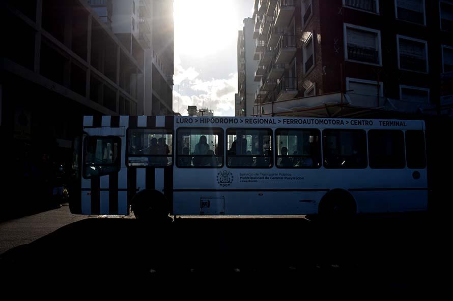 """Colectivos: """"El transporte del interior se acerca a su definitiva paralización"""""""