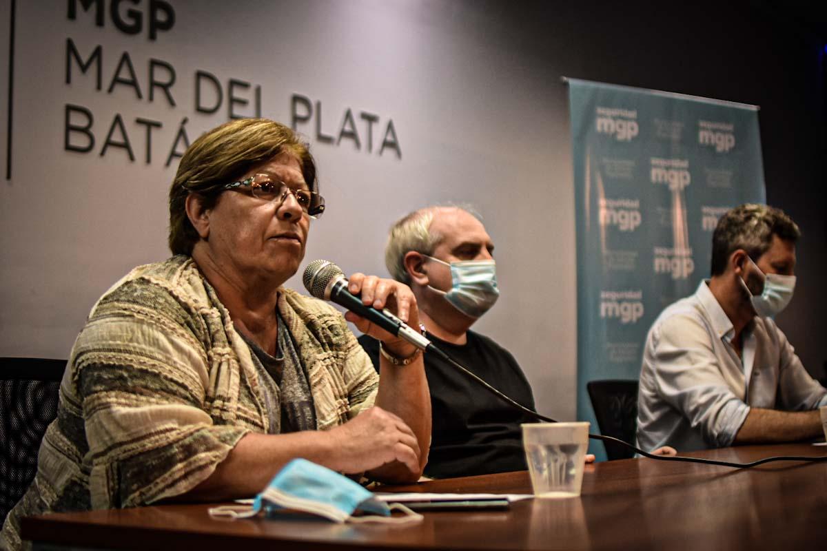 """Mar del Plata en fase 3: """"Nuestra situación epidemiológica hoy es de control"""""""