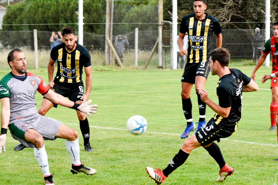 Círculo Deportivo sigue sin anotar pero sumó un punto ante Olimpo