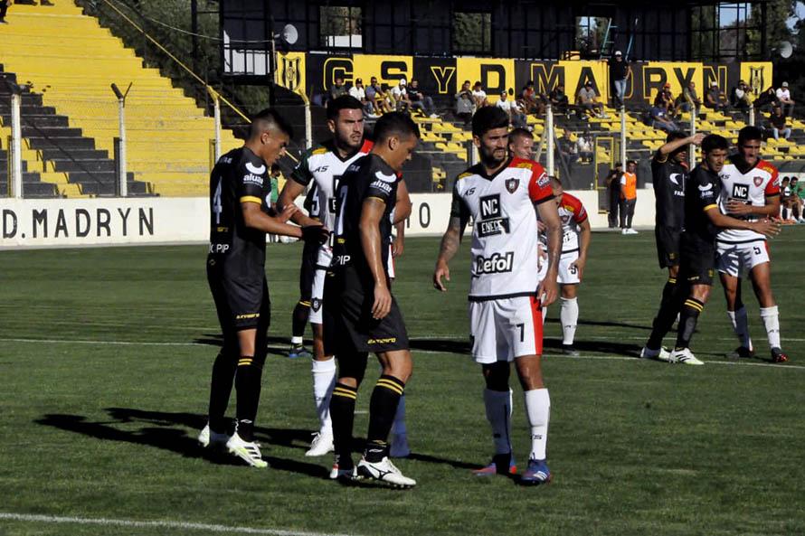 En el debut, Círculo Deportivo se vuelve de Madryn con las manos vacías