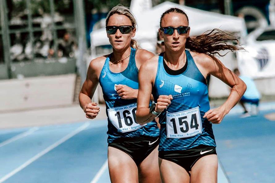 Atletismo: Florencia Borelli se consagró campeona nacional de 5.000 metros