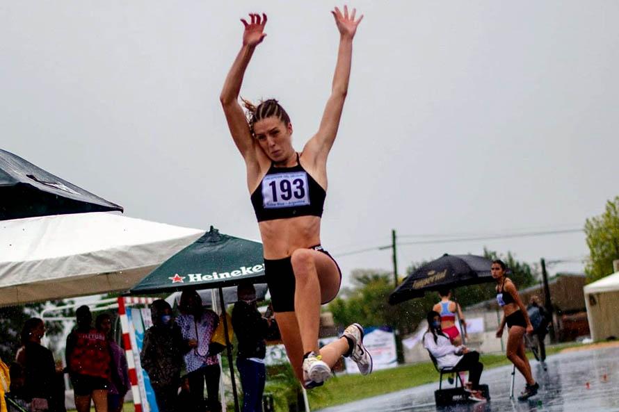 Sudamericano de Atletismo sub 20