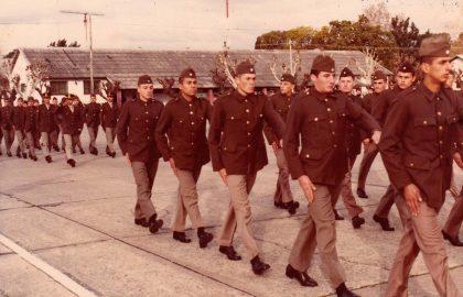 Un formacion 1981