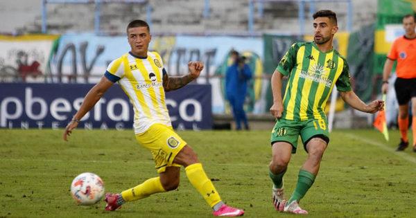 Con polémica, Rosario Central venció a Aldosivi en Mar del Plata