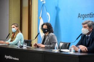 """Coronavirus: para Carla Vizzotti, la segunda ola """"ya es un hecho"""" en Argentina"""