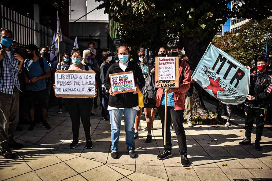 """Artesanos, tras las detenciones en el centro: """"Queremos trabajar sin miedo"""""""