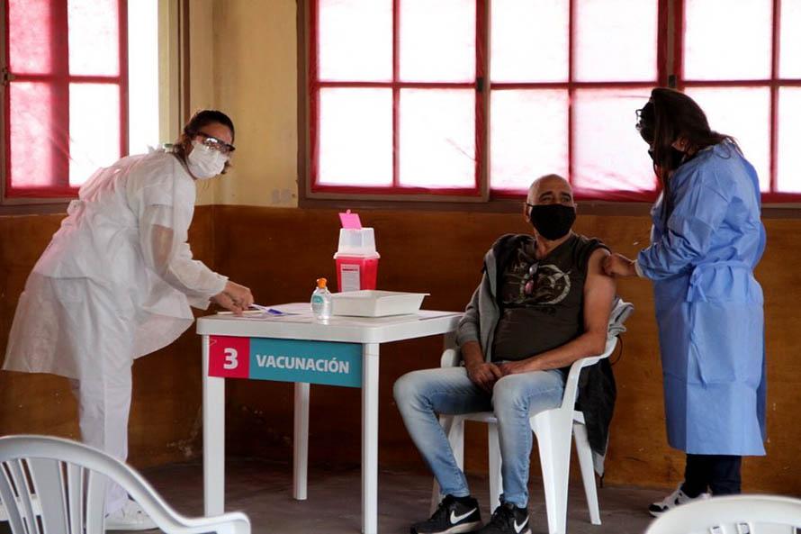 Coronavirus: con más de 118 mil vacunados, sigue el operativo en Mar del Plata