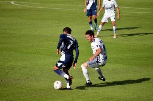En un festival de goles, Alvarado se quedó con la victoria ante Quilmes