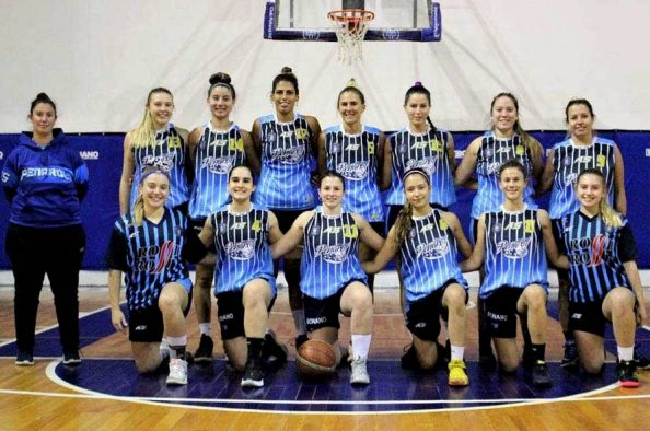 Básquet femenino: Peñarol comienza una nueva temporada en el Torneo Federal