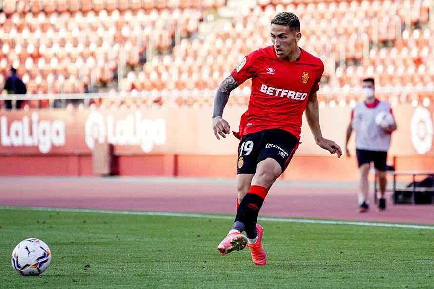 El marplatense Braian Cufré ascendió a la Primera División española con el Mallorca