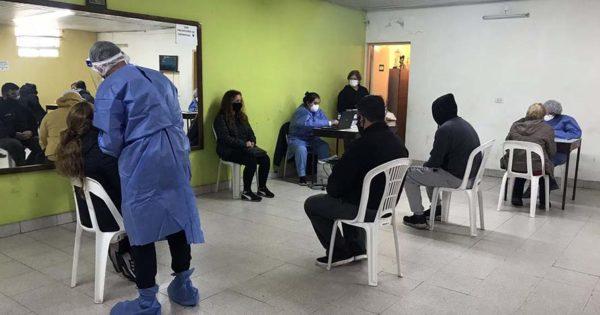 Coronavirus: detectaron 32 casos positivos en la jornada de testeo en Bosque Grande