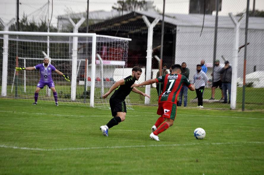 Círculo Deportivo no puede ganar pero volvió a sumar ante Estudiantes de San Luis