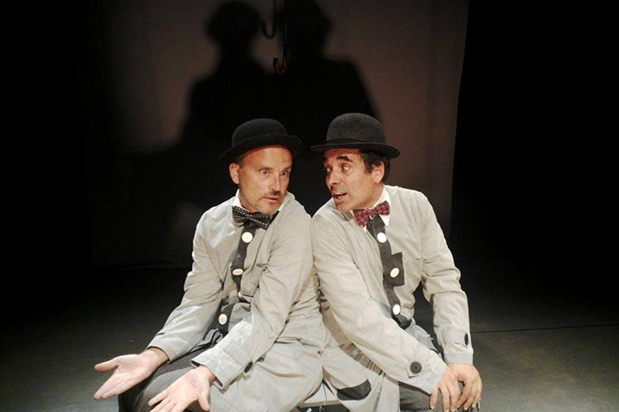 """""""La Competencia"""", una obra teatral con desparpajo y humor absurdo"""