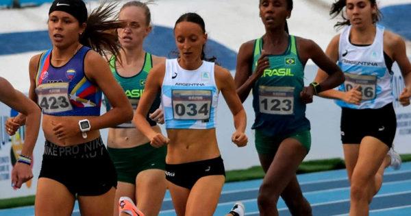 Atletismo: una por una, todas las medallas y resultados argentinos en el Sudamericano